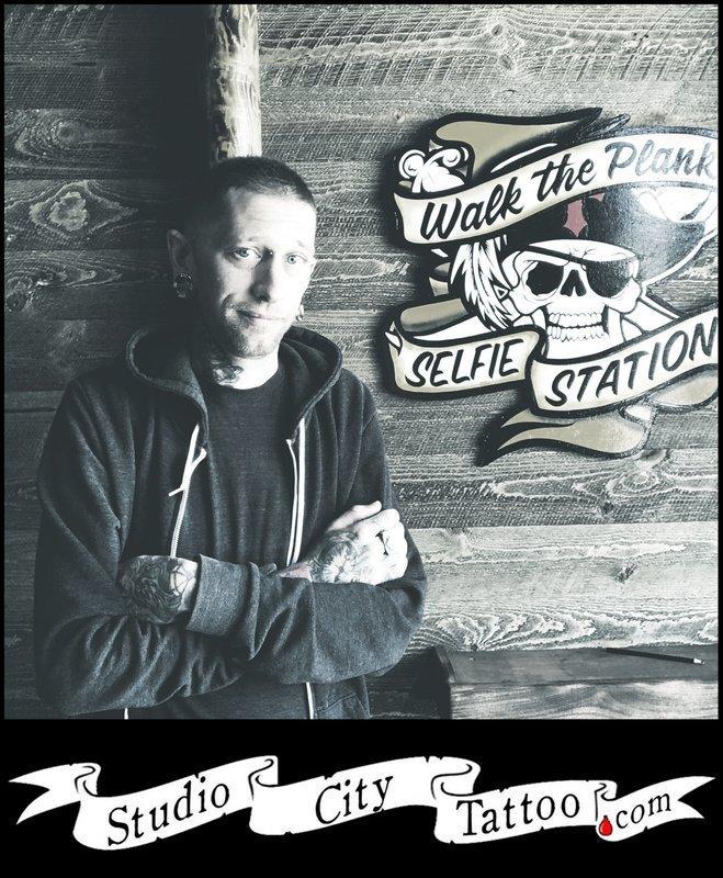 Steve White Body Piercer Studio City Tattoo