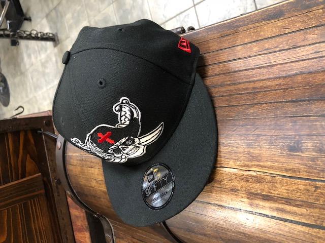 SCT Baseball cap side