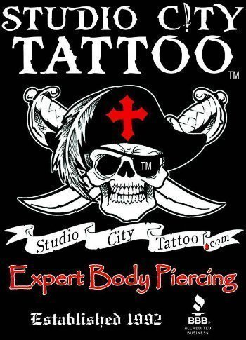 Studio City Tattoo Best Body Piercing 350
