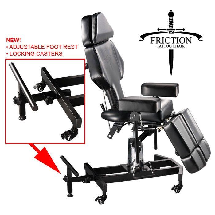 friction tattoo ink chair studio city tattoo