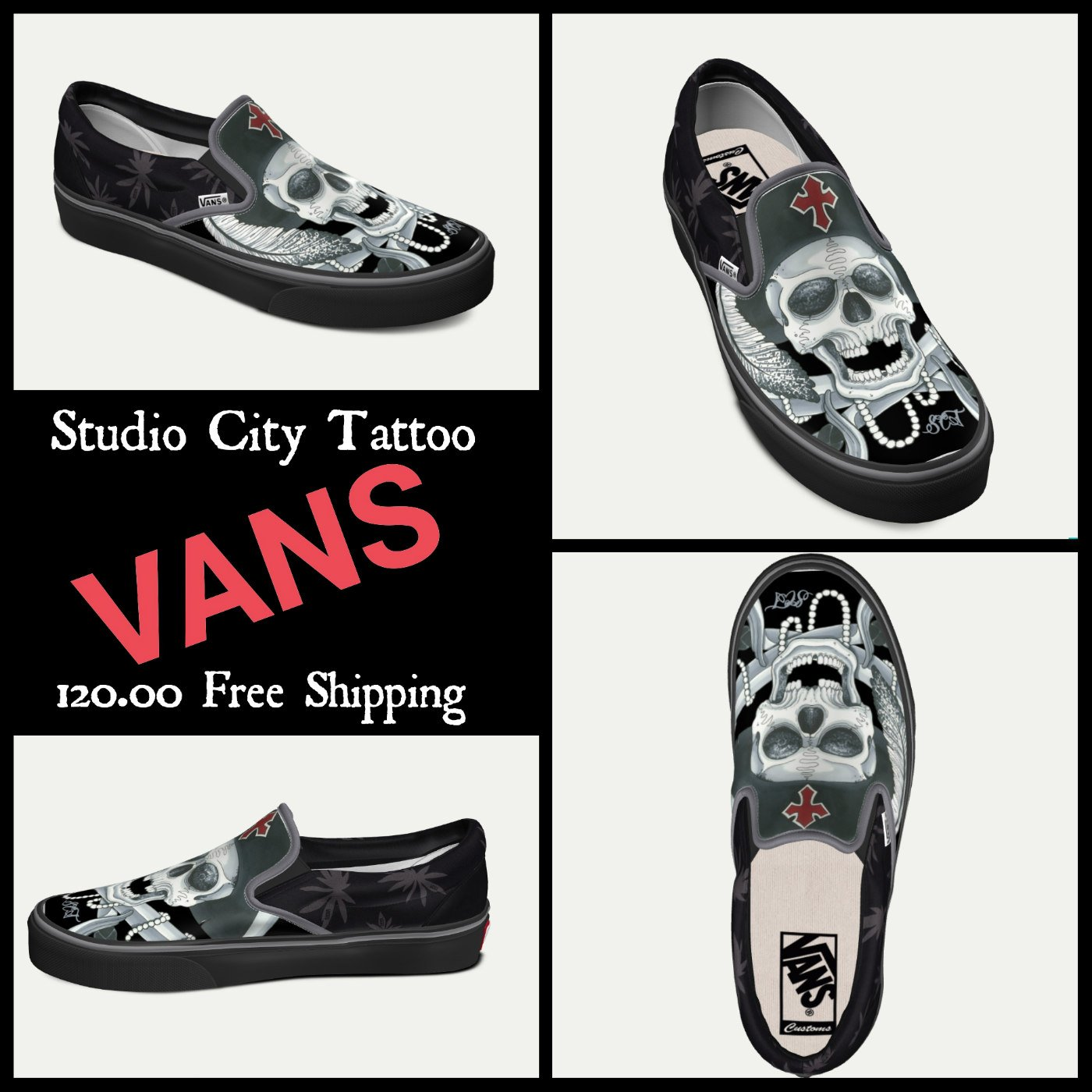 vans skate show studio city tattoo web