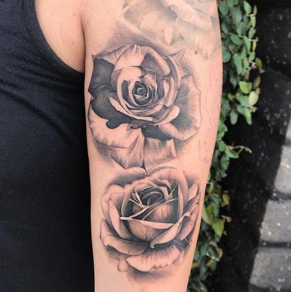 dan mcwilliams rose tattoo losangeles