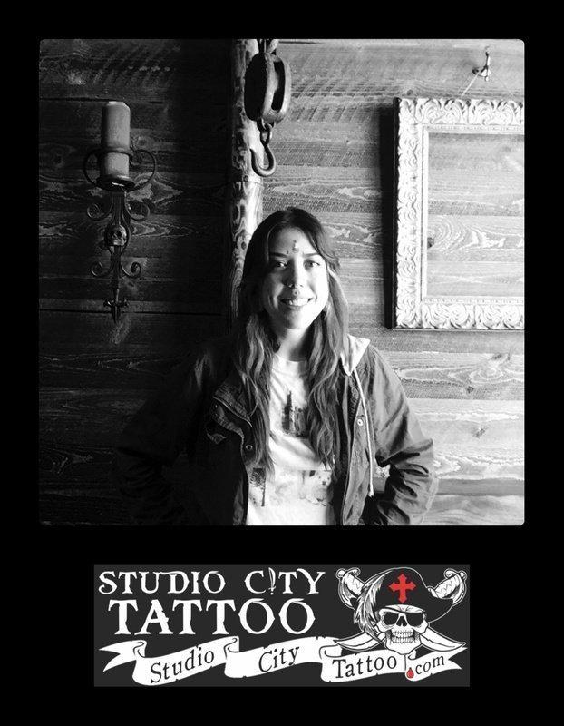 Dena Luna Body Piercing Studio City Tattoo