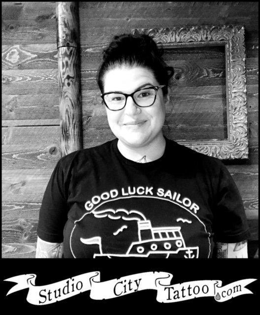 Becky Gottesman tattoo artist