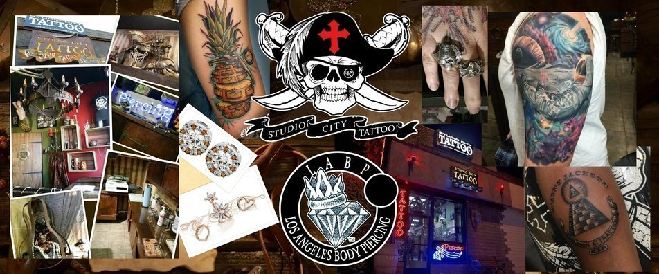 Los Angeles Tattoo Shop Studio City Tattoo Los Angeles Body