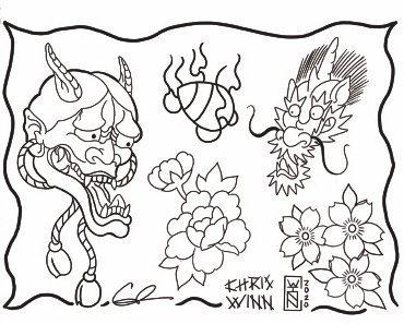 Drawing by Chris Winn