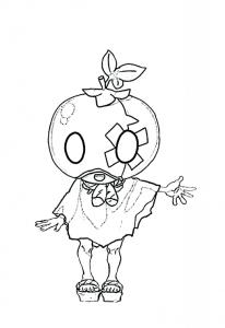 Eli  Rusakov - Pumpkin Head