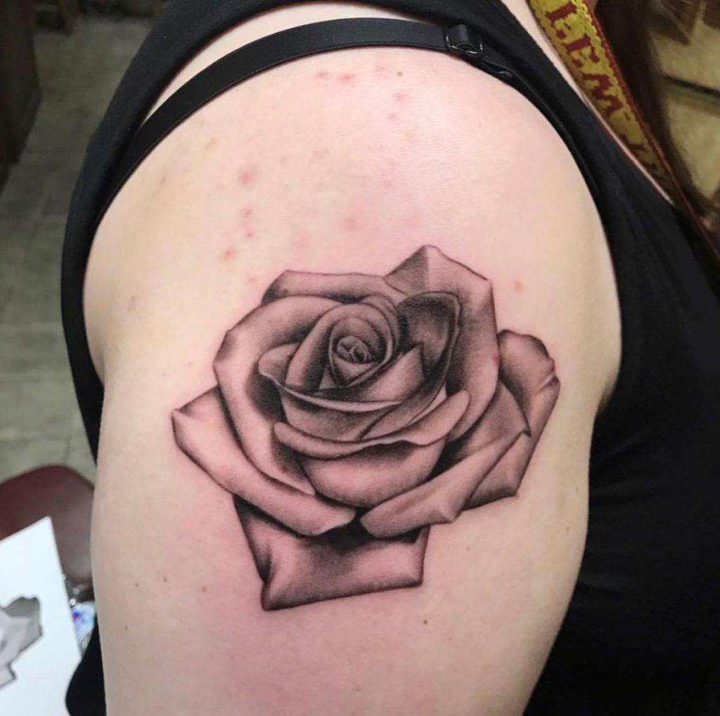 jim down rose tattoo studio city web