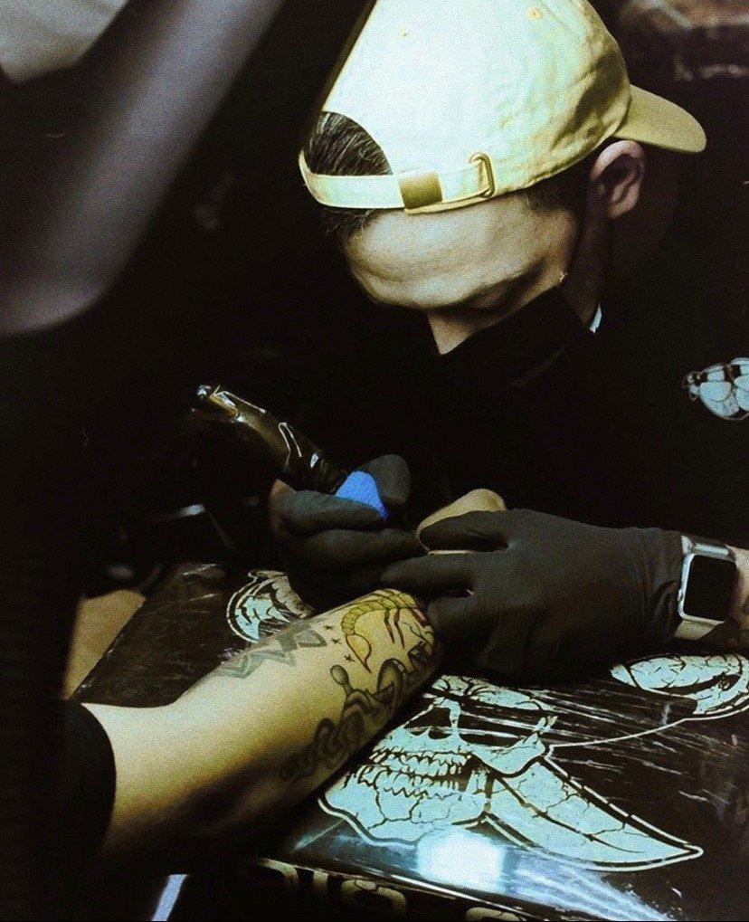 Coronavirus Covid 19 Protocol And Tattoo Shop Etiquette Studio