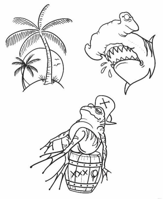 Jose Menendez Drawing