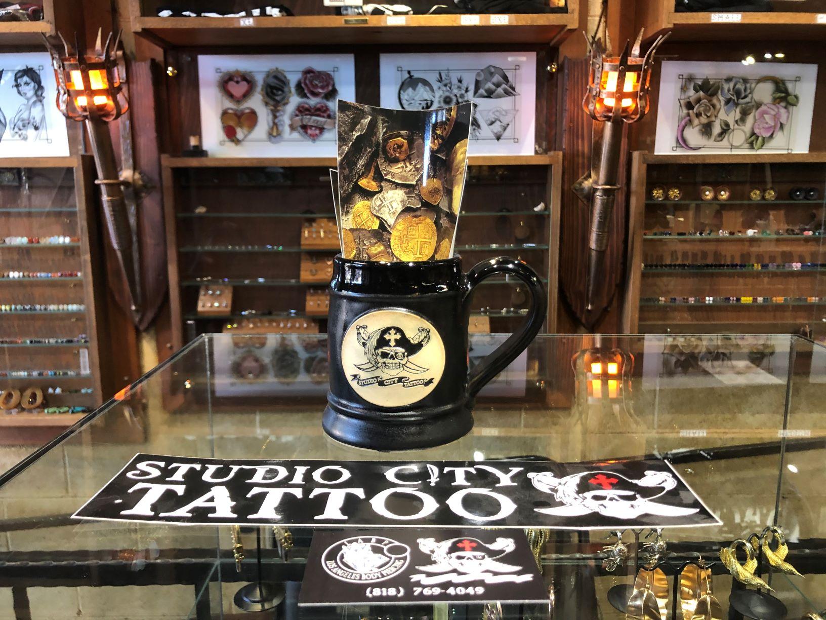 Studio City Tattoo Mug