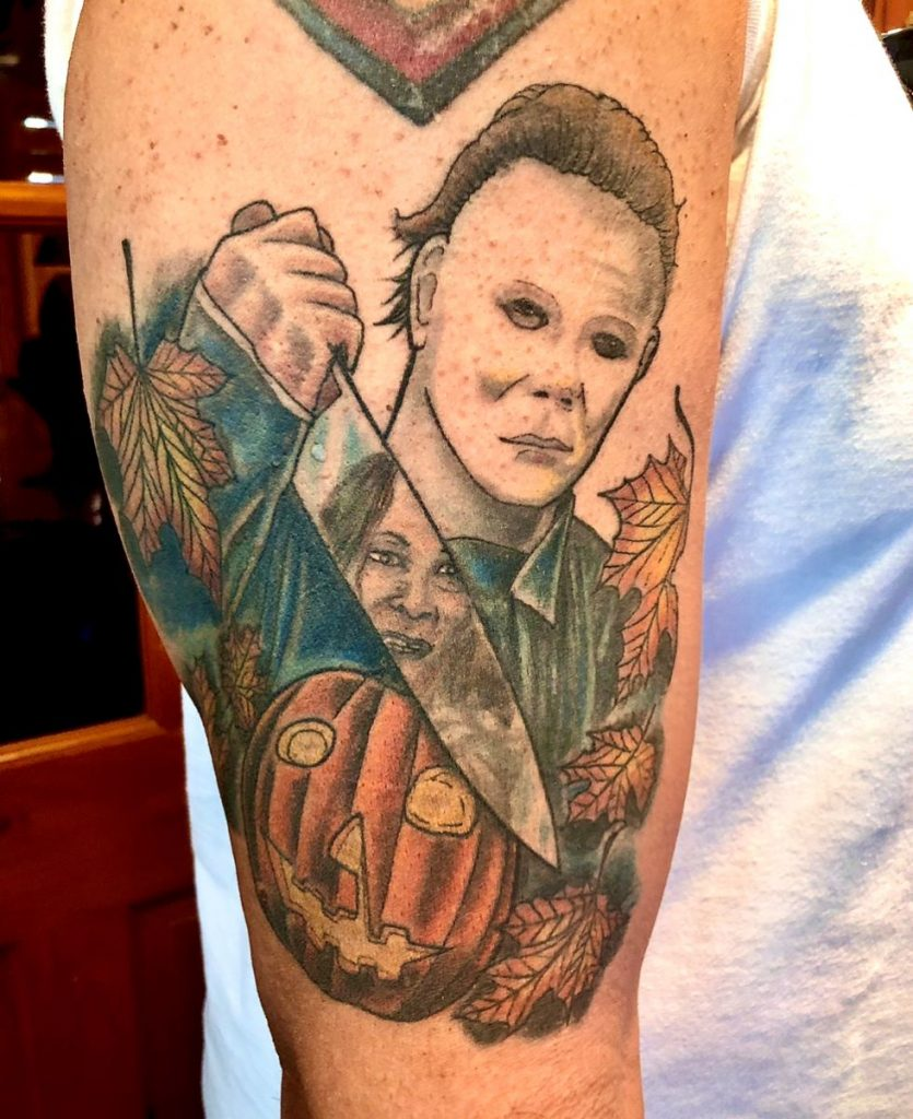 apn dave los angeles tattoo artist color