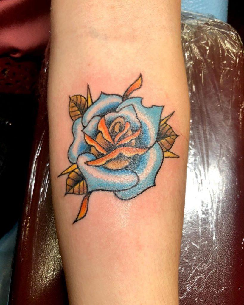 captn dave floral tattoo studio city tattoo